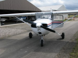 Den fine C-150 :-)